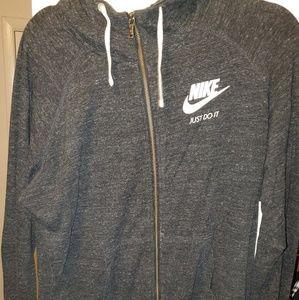 Nike womens full zip jacket size xl
